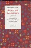 Jakob et Wilhelm Grimm - Kinder und Hausmärchen - 3 bände.