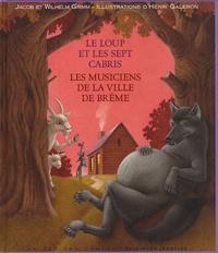 Le loup et les sept cabris / Les musiciens de Brême.pdf