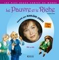 Jakob et Wilhelm Grimm - Le Pauvre et le Riche. 1 CD audio