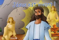 Jakob Kramer - Jésus est vivant ! - Pâques en 5 puzzles.