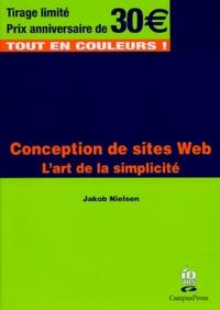 Jakob Nielsen - Conception de sites Web - L'art de la simplicité.