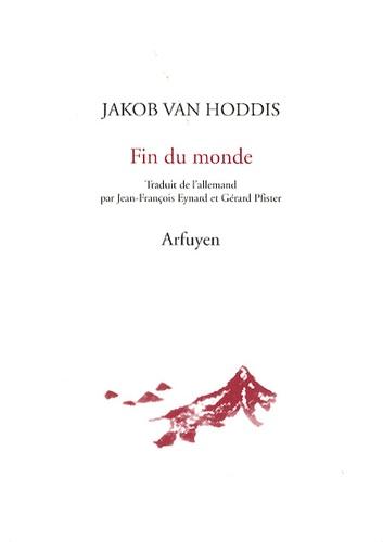 Jakob van Hoddis - Fin du monde.