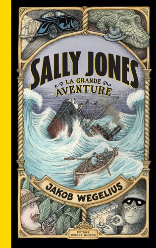 Sally Jones, la grande aventure