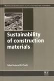 Jamal M. Khatib - Sustainability of Construction Materials.