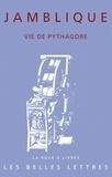 Jamblique - Vie de Pythagore.