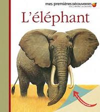 Jame's Prunier - L'éléphant.