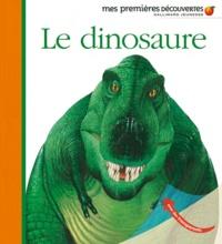 Jame's Prunier et Henri Galeron - Le dinosaure.