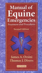 Manual of Equine Emergencies. Treatment and Procedures, 2nd Edition.pdf