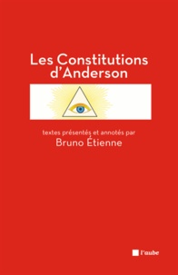 James Anderson - Les Constitutions d'Anderson.