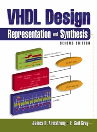 James Armstrong - VHDLN Design Representation and Synthesis - 2nd Edition. 1 Cédérom