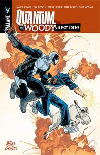 James Asmus et Tim Siedell - Quantum & Woody  : Must die !.