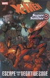 James Asmus - Uncanny X-Men, Steve Rogers Super-Soldier - Escape from the Negative Zone.