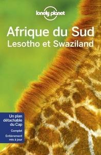 James Bainbridge et Robert Balkovich - Afrique du Sud, Lesotho et Swaziland. 1 Plan détachable