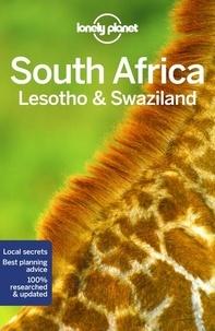 James Bainbridge et Robert Balkovich - South Africa, Lesotho & Swaziland. 1 Plan détachable