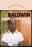 James Baldwin - Chroniques d'un enfant du pays.