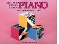 Openwetlab.it Méthode de piano Bastien - Niveau préparatoire Image