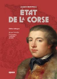 James Boswell - Etat de la Corse.