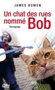 James Bowen - Un chat des rues nommé Bob.