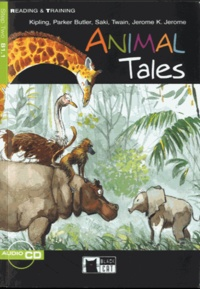 James Butler et Claudia Fiocco - Animal Tales. 1 CD audio