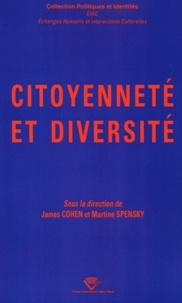 James Cohen et Martine Spensky - Citoyenneté et diversité.