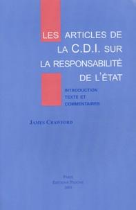 Goodtastepolice.fr Les articles de la CDI sur la responsabilité de l'Etat pour fait internationalement illicite - Introduction, textes et commentaires Image