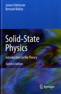 Solid-State Physics- Introduction to the Theory - James D. Patterson |
