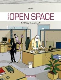 James - Dans mon Open Space Tome 4 : Variable d'ajustement.