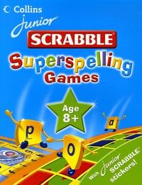 James David - Junior Scrabble Superspelling Games 8 +.