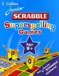 James David - Junior Scrabble Superspelling Games 9+.