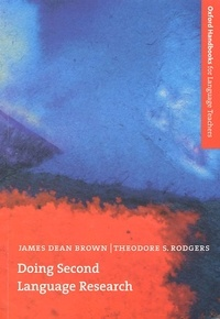 James-Dean Brown et Theodore-S Rodgers - .