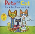James Dean - Pete the Cat  : Rock On, Mom and Dad!.
