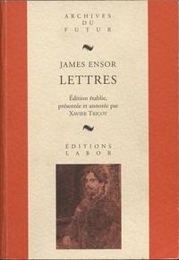 James Ensor - Lettres.