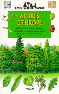 James Gourier - Arbres d'Europe.
