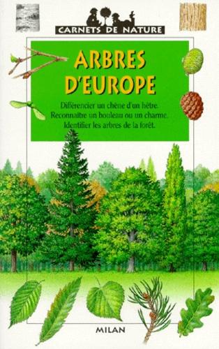 James Gourier - Arbres d'Europe.