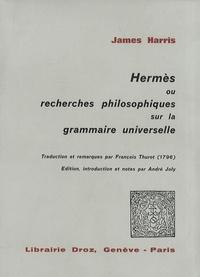 Hermès ou recherches philosophiques sur la grammaire universelle.pdf