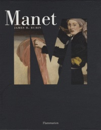 James Henry Rubin - Manet - Initial M, Hand and Eye.