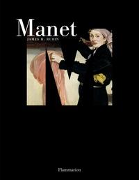 James Henry Rubin - Manet - Initiale M, l'oeil, une main.