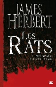James Herbert - Les rats - L'intégrale de la trilogie.