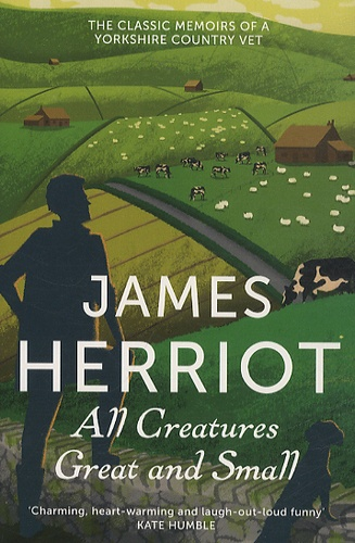 James Herriot - All Creatures Great and Small.