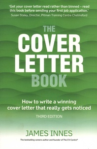 Deedr.fr The cover letter book - How to write a winning cover letter that really gets noticed Image