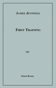James Jennings - First Training.