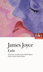 James Joyce - Exils.