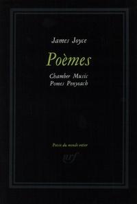 James Joyce - Poèmes.