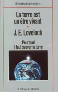 James Lovelock - LA TERRE EST UN ETRE VIVANT. - L'Hypothèse Gaïa.
