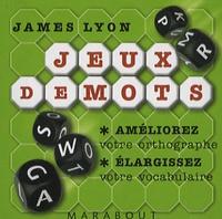 James Lyon - Jeux de mots.
