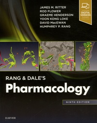 James M. Ritter et Rod Flower - Rang & Dale's Pharmacology.