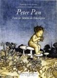 James Matthew Barrie - Peter Pan dans les jardins de Kensington.