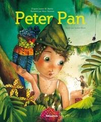 James Matthew Barrie et Marc Séassau - Peter Pan.