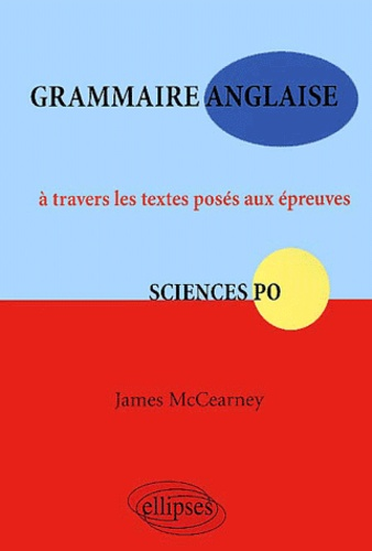 James McCearney - .