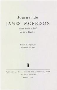 James Morrison - Journal de James Morisson, second maître à bord de la Bounty.